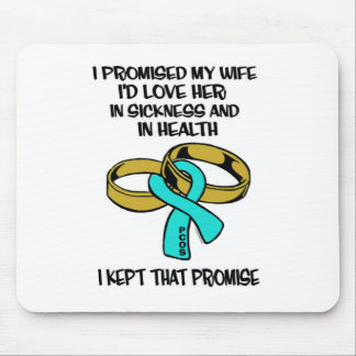 Sickness/Health...PCOS Mouse Pad
