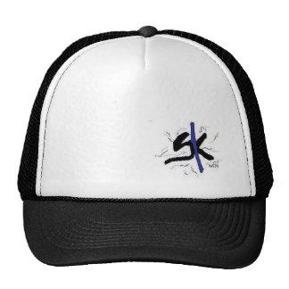 sicness shatter trucker hat