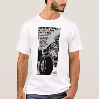 Sid & Jims Racing Slicks T-Shirt