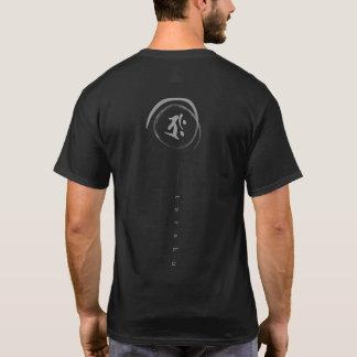 Siddham alphabet Necklaces  (Bonji Taraku) T-Shirt