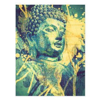 Siddhartha Buddha Postcard
