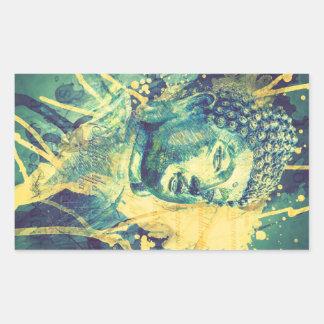 Siddhartha Buddha Sticker