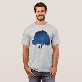 Siddhartha under the Bodhi Tree T-Shirt