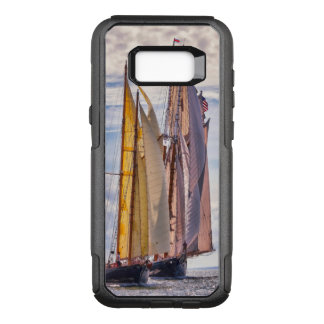 Side By Side OtterBox Commuter Samsung Galaxy S8+ Case