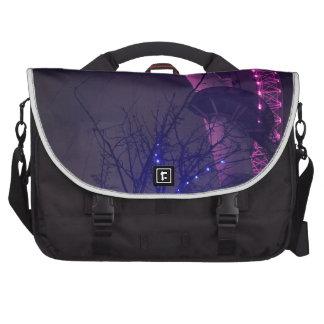 Side of London Eye Laptop Commuter Bag