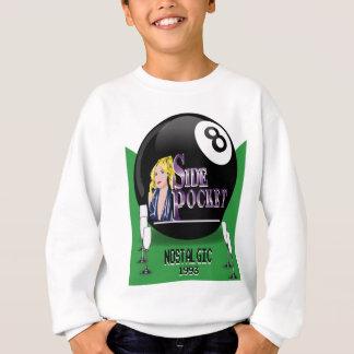 side pocket Nostagic Sweatshirt