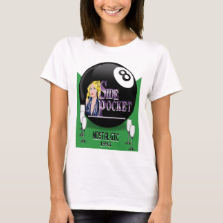side pocket Nostagic T-Shirt