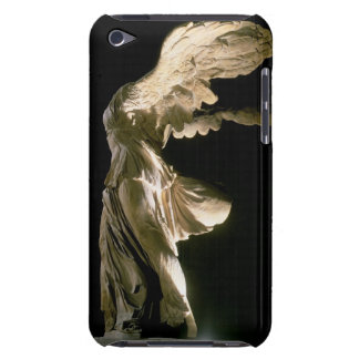 Side view of the Victory of Samothrace (Parian mar Barely There iPod Cases