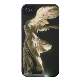 Side view of the Victory of Samothrace (Parian mar Case-Mate iPhone 4 Cases