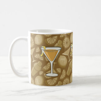 Sidecar cocktail coffee mug