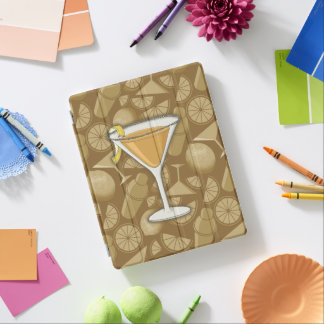Sidecar cocktail iPad smart cover