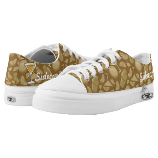 Sidecar cocktail Low-Top sneakers