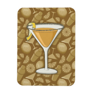 Sidecar cocktail magnet