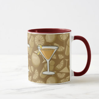 Sidecar cocktail mug