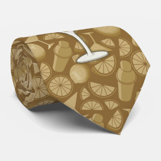 Sidecar cocktail tie