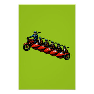 Sidecar Overload Poster