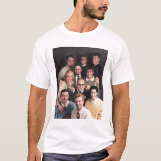 Sidekick Kato &Apocalypse Hoboken T-Shirt