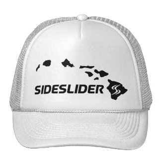 SIDESLIDER™ HAWAIIAN ISLANDS TRUCKER TRUCKER HAT