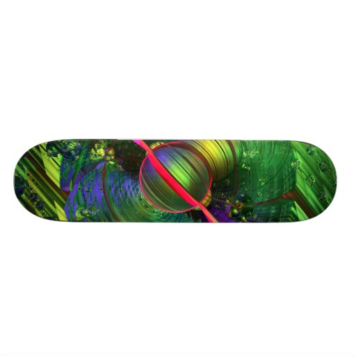 Sidewalk Messiahs Skateboard Design Eight