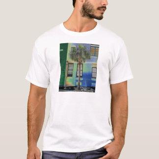 Sidewalk Palm Tree T-Shirt