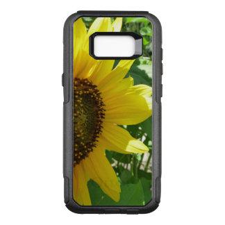 Sideways Sunflower OtterBox Commuter Samsung Galaxy S8+ Case