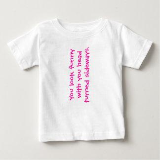 Sideways T Shirts