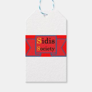 Sidis Society store Gift Tags