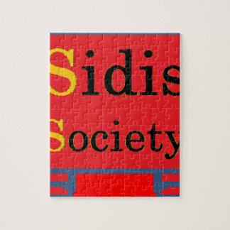 Sidis Society store Jigsaw Puzzle