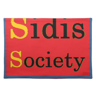 Sidis Society store Placemats