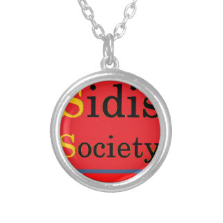 Sidis Society store Silver Plated Necklace