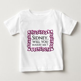 Sidney Crosby Sign T-shirts