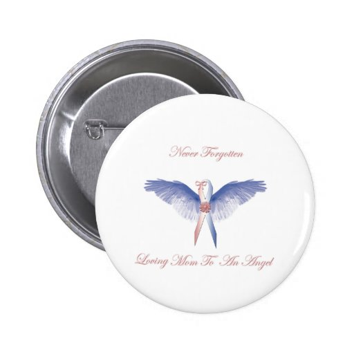 SIDS angel girl lost Pin