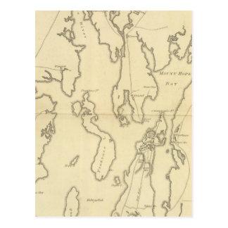 Siege of Newport, Rhode Island Postcard
