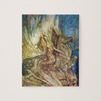 Siegfried & The Twilight of the Gods by A Rackham Puzzles