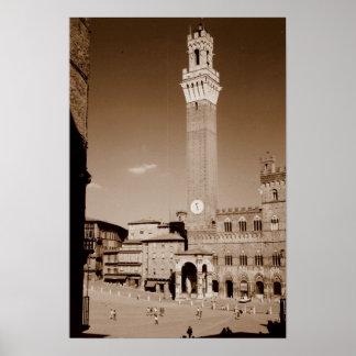 Siena Poster