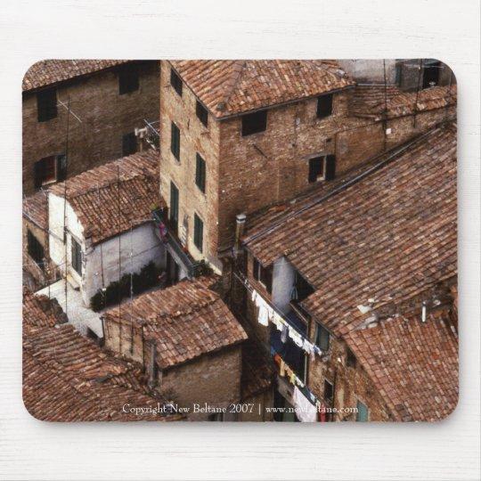 Siena Rooftops | Mousepad