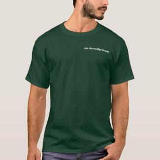 Sierpinski triangle from Acme::EyeDrops T-Shirt