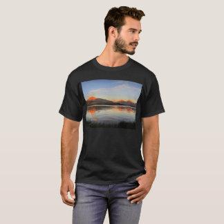 Sierra Crest Sunset - John Muir Trail T-Shirt