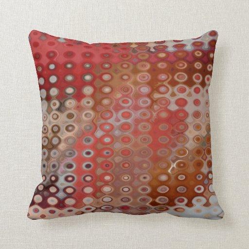 Sierra Dither Throw Pillow