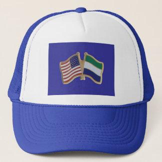 Sierra Leone/ American Trucker Hat