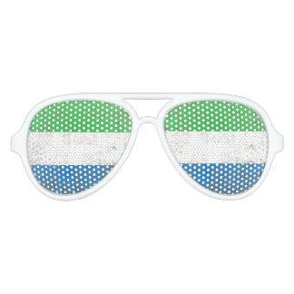 Sierra Leone Aviator Sunglasses