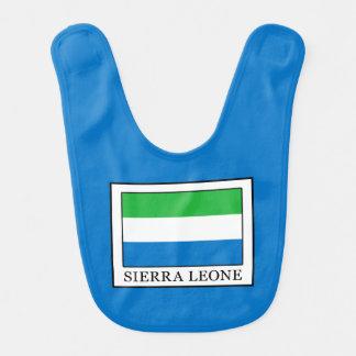 Sierra Leone Baby Bib