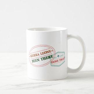 Sierra Leone Been There Done That Coffee Mug