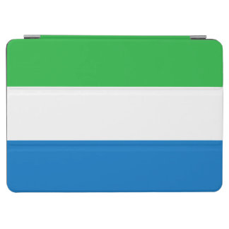 Sierra Leone Flag iPad Air Cover