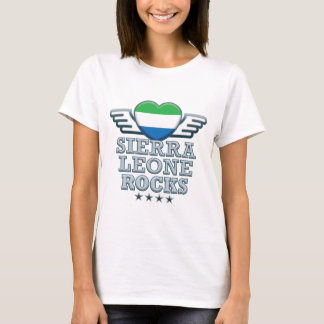 Sierra Leone Rocks v2 T-Shirt