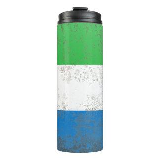 Sierra Leone Thermal Tumbler