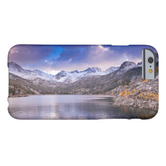 Sierra Nevada Mountains, Autumn, CA Barely There iPhone 6 Case