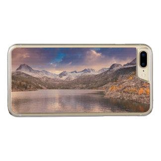 Sierra Nevada Mountains, Autumn, CA Carved iPhone 7 Plus Case