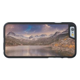 Sierra Nevada Mountains, Autumn, CA Carved® Maple iPhone 6 Slim Case