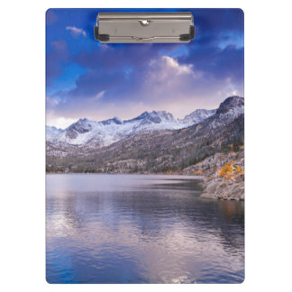 Sierra Nevada Mountains, Autumn, CA Clipboards